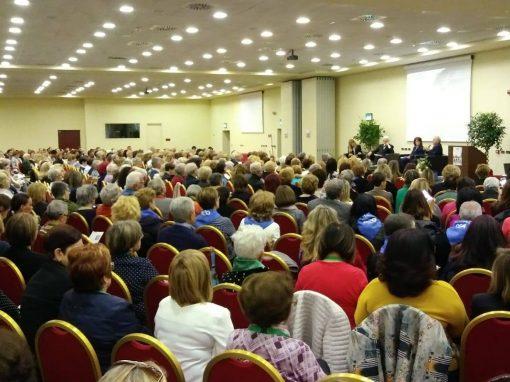 X Conferenza Presidenti AVO: Relazione del Presidente e intervento di Padre Pangrazzi