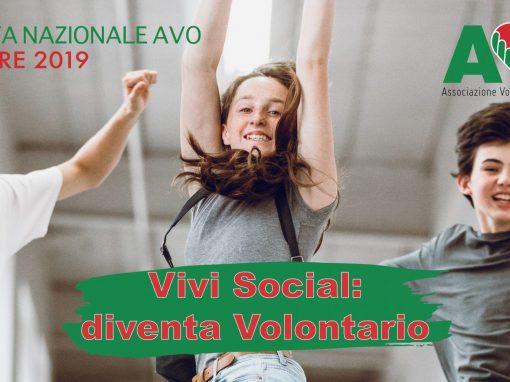 Speciale Giornata Nazionale 2019: Rassegna dalle AVO