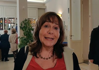 Intervista a Maria Cristina de Oliveira Machado