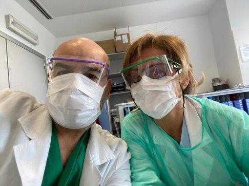 In prima linea nell'emergenza Covid-19: la dott.ssa Grittini ci racconta la sua esperienza