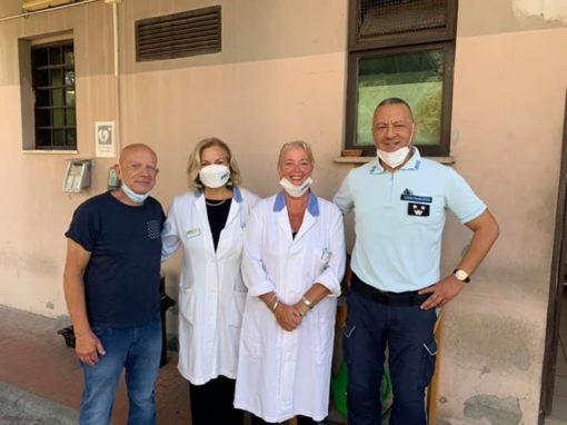AVO Livorno: donazione alla Casa Circondariale delle Sughere