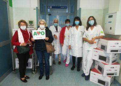 AVO Pisa: donazione al reparto pediatria