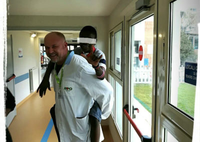 XXIX Giornata Mondiale del Malato: il messaggio del Presidente Federavo a tutte le AVO e alle Associazioni federate