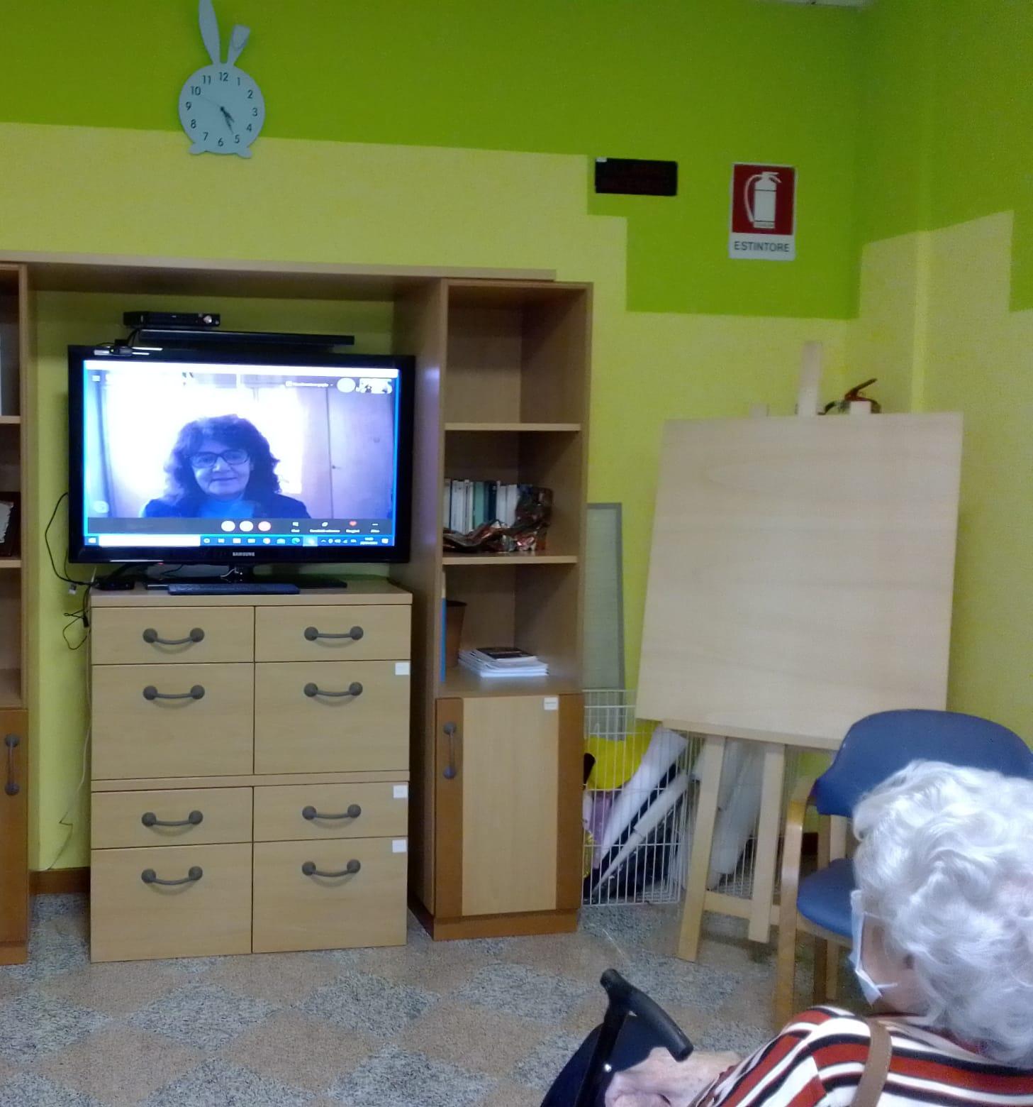 """L'Esperienza della """"Lettura"""" presso la RSA Don Cuni di Magenta"""