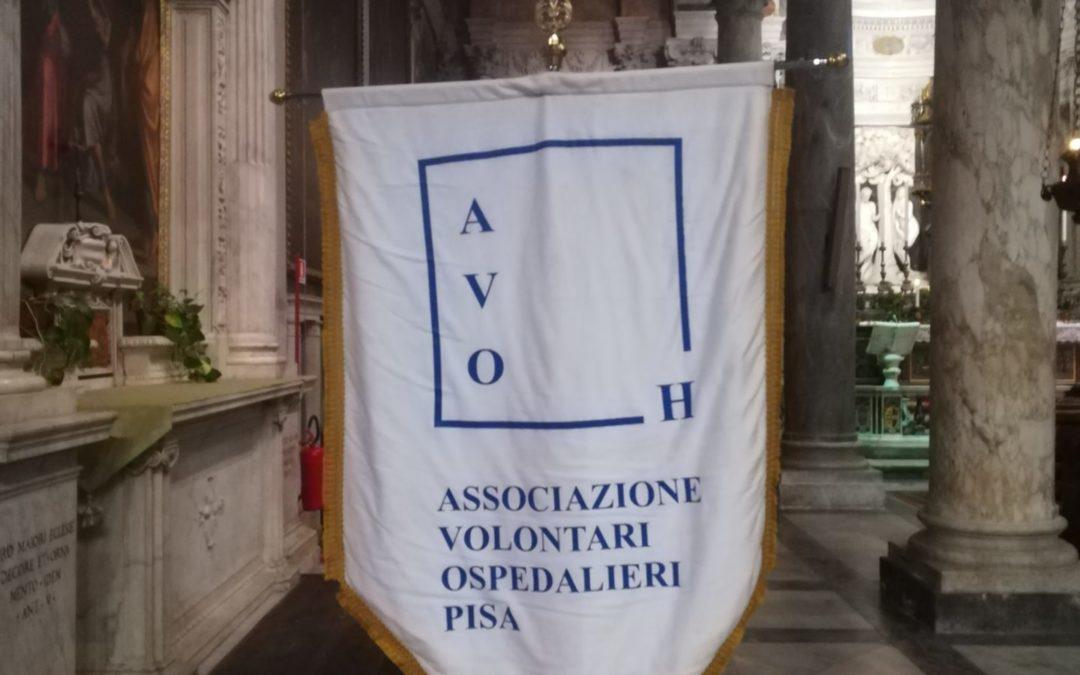XXIX Giornata Mondiale del Malato: AVO Pisa