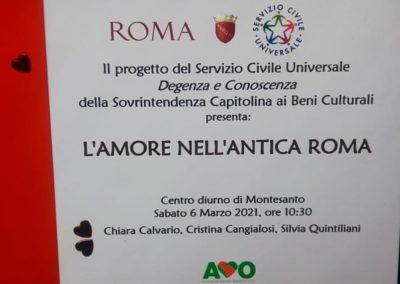 DEGENZA e CONOSCENZA: la storia di Roma entra negli ospedali