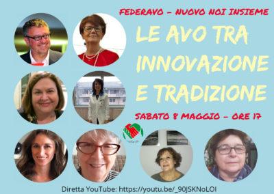 Le AVO tra Innovazione e Tradizione: secondo incontro