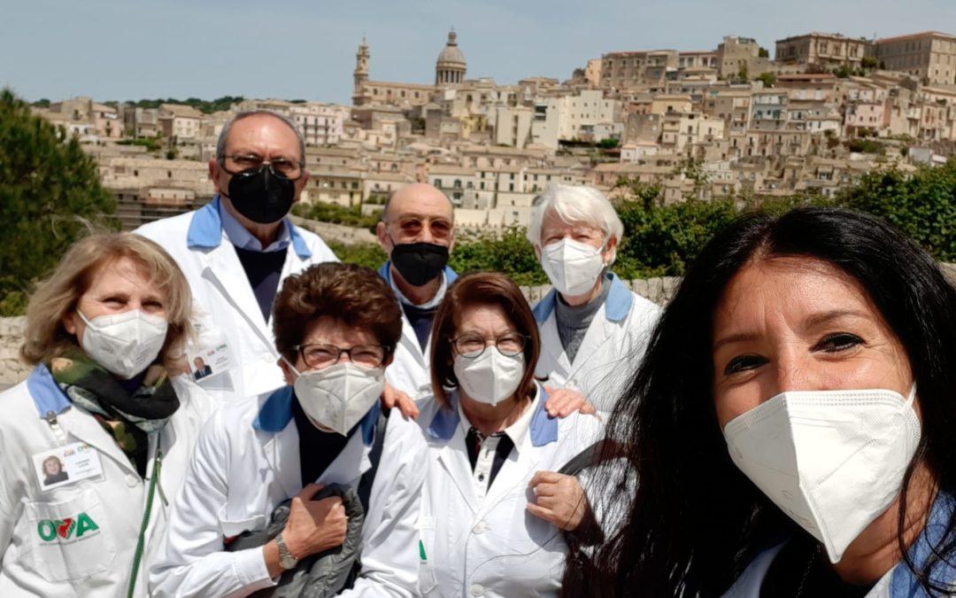 """AVO Ragusa: donazione all'ospedale """"Maria Paternò Arezzo"""""""